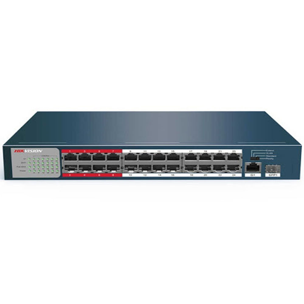 Hikvision DS-3E0326P-E/M  Poe Switch